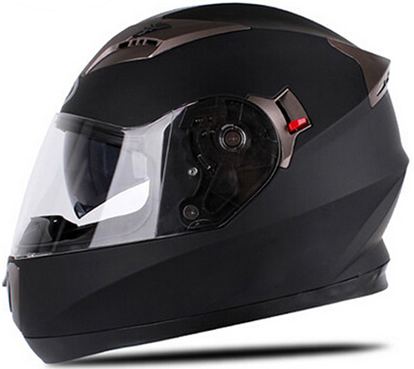 DOT&ECE approved flip up adult motorcycles helmets with inner lens