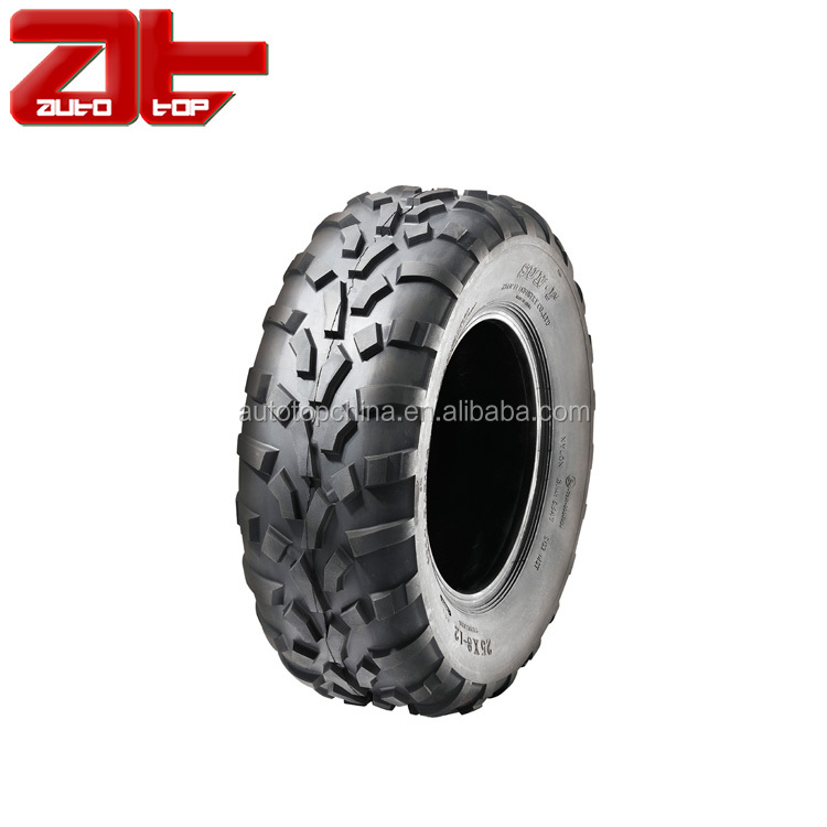 "Motorcycle ATV Tire, New ATV Tires 25x11.00-12 6PR With Standard Rim 12""*9.0"" Tires For motocross"