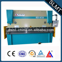 "INT'L ""SLMT"" cnc hydraulic bending machine for hydraulic fitting /iron plate bending machine"