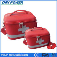 OP Wholesale FDA ISO CE approved oem promotional nylon emergency workplace earthquake survival kit
