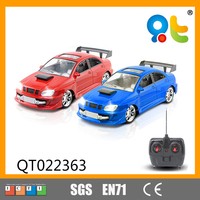 Good selling colorful cool remote control car subaru new car