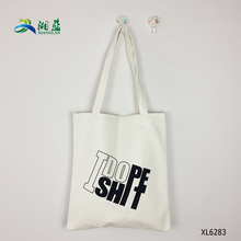 Latest design superior quality customized canvas cotton tote bag