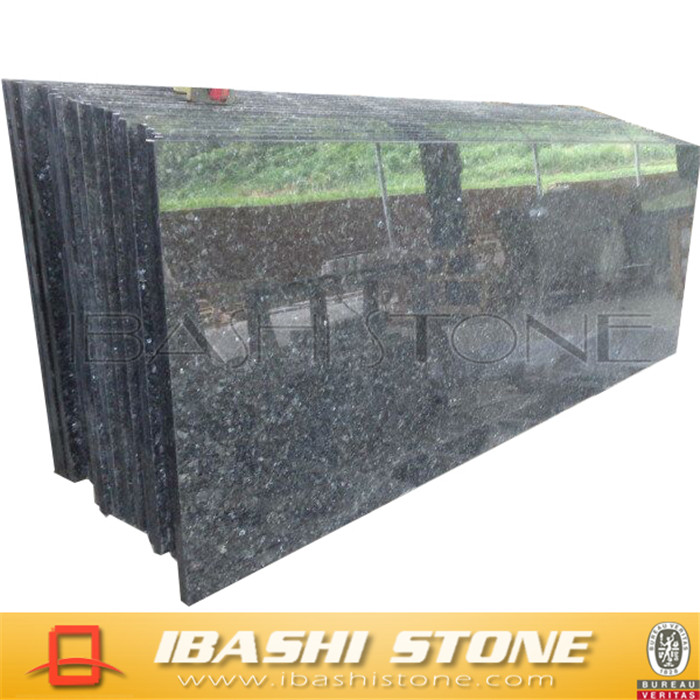 high quality granite blue pearl countertops for sale