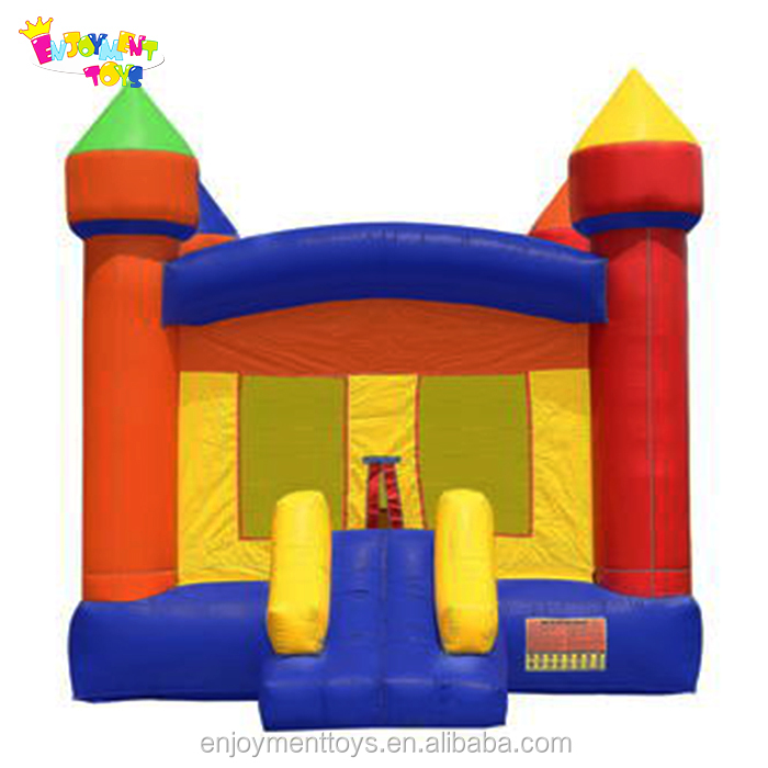 Promotion PVC Inflatable Jumping Castle for Sale bouncing castle commercial EBC-57