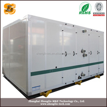 chilled water fresh heat recovery water cooled packaged packaged air handling unit