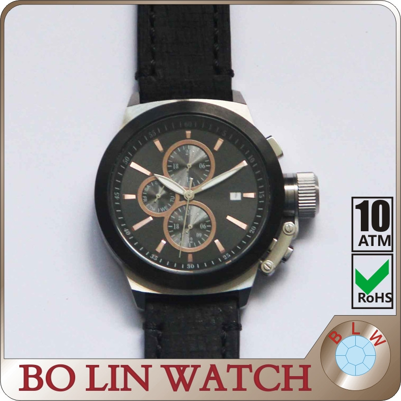 mulitifunction watch sport, chrono watch oversized, sport watch big case