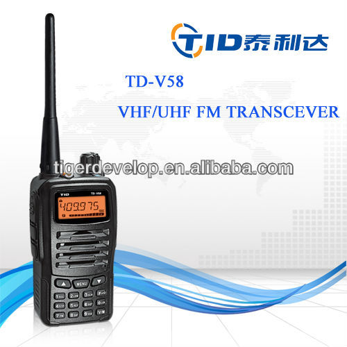 TD-V58 radio shoulder strap two way radio bag