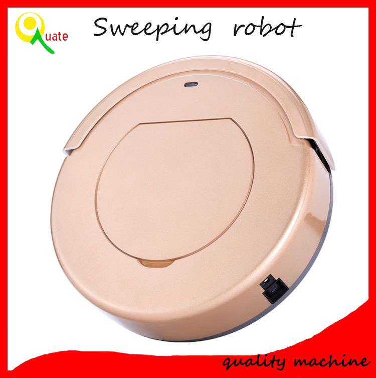 Ultimate Vacuum Cleaner Robot Super Mute Sweeping Robot Wet and Dry Home Dust Cleaning