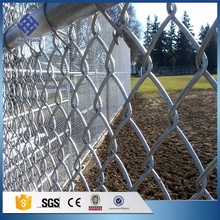 30 Years' factory supply fence golf course barrier chain link fencing
