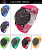 R0719 new arrival brand geneva watch watch silicones all colors