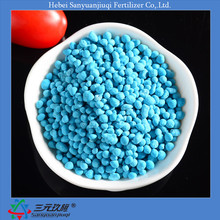 fertilizer npk 12-12-17+2mgo factory price high quality