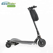 2018 New adult standing 3 wheel china foldable kick electric scooter for adult