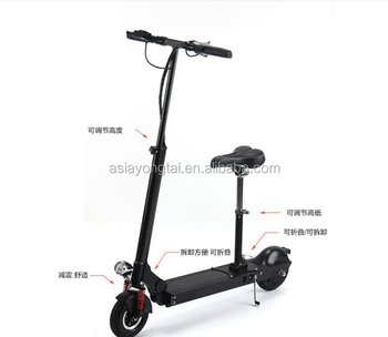 Wholesale lightweight electric scooter, self balancing two wheeled electric scooter