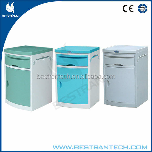 BT-AL001 Plastic hospital cabinets for bedside