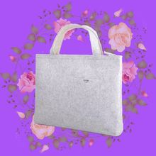 2014 light weight wool felt tote bags for sale