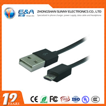 CE approved New factory mold micro usb data cable for mobile phone products