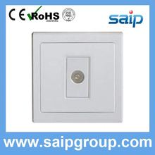 2013 New British standard wall switch hidden camera with CE 10A13A15A20A45A