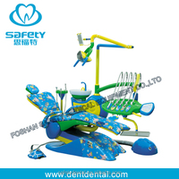 New Fish Type Dental Unit Special For Kids Dental Equipment Children Dental Chair for Sale