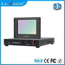 DLP Link Projector Cinema 3D System Cinema Amusement Equipment Theater Bright 3D Movie Cinema Equipment
