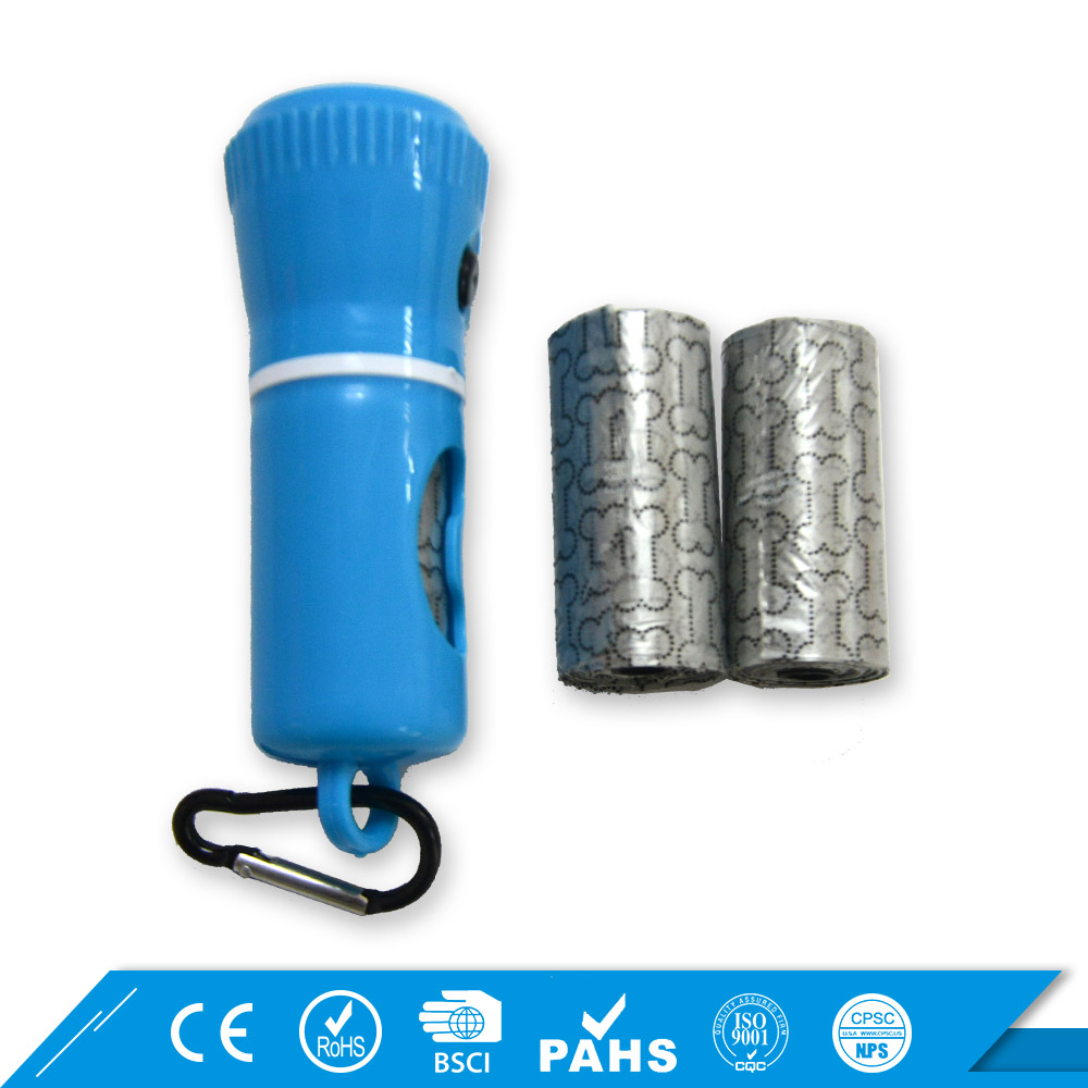 Top Sale fashion dog poop bag dispenser