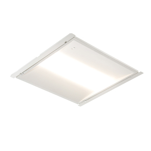ETL cETL DLC 4.0 Grille LED Troffer Ceiling Light 40w panel led 60x60