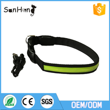 Professional factory durable waterproof chihuahua led dog collar