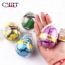 CHRT Mystery Dinosaur Surprise Egg Hatching Plastic Growing Pet Egg <strong>Toy</strong>