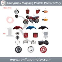 Motorcycle Spare Parts Fairings For TITAN150