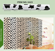 Modern Design Waterproof Printed PVC Self Adhesive Film Wallpaper for Home Decoration