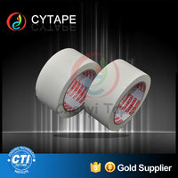White Painters heat resistant masking tape designed for splicing and packaging
