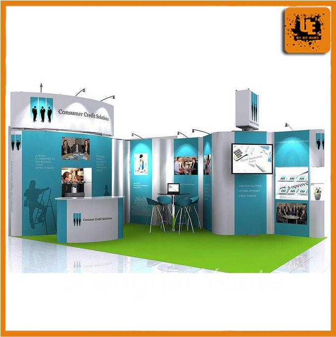 Corner Exhibition Stands Price : Pop cardboard display stands round corner buy