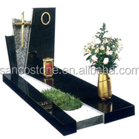 Granite cemetery Usage Granite Material funeral monument best prices top quality headstone