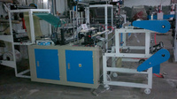 Machine For Perforated Plastic Bag (Rolled Bag Making Machine)