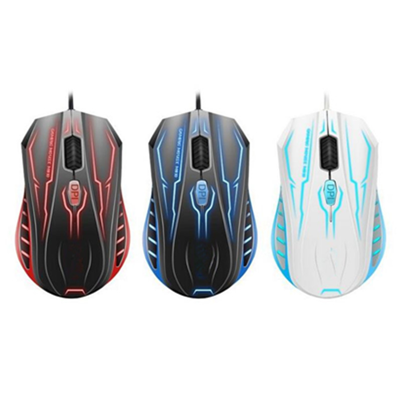 Wired gaming mouse,Wholesale 6d gaming mouse wire optical mouse for gamer