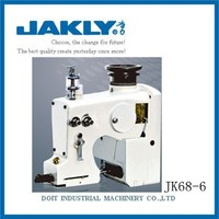 JK68-6 Automatic Thread-cut-off Bag End Tailoring and Sewing Machine