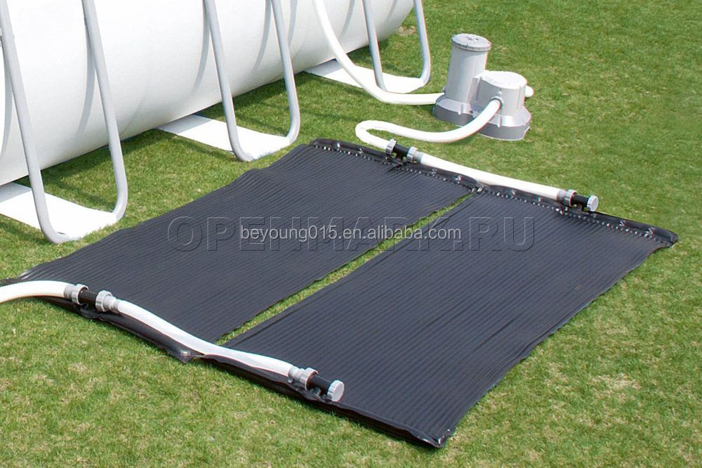 portable bestway 58288 pool solar water heater for swimming pools