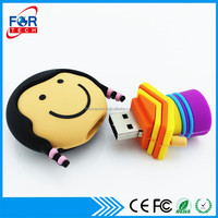 Full Colors Kids Gifts Cute PVC 64GB USB Flash Drive