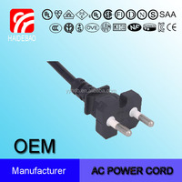 Korean Standard Keti Approved 2-Pin POWER CORD