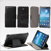 2013 cell phone accessory mobile gadgets leather for samsung Galaxy Mega 6.3 P-SAMI9200CASE006