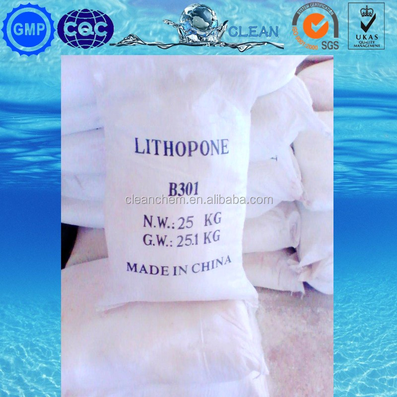 China Lithopone B301 B311 Manufacturer