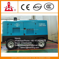 KAISHAN LGCY-18/17 Portable Diesel Air Compressor For Drilling Rig KY140