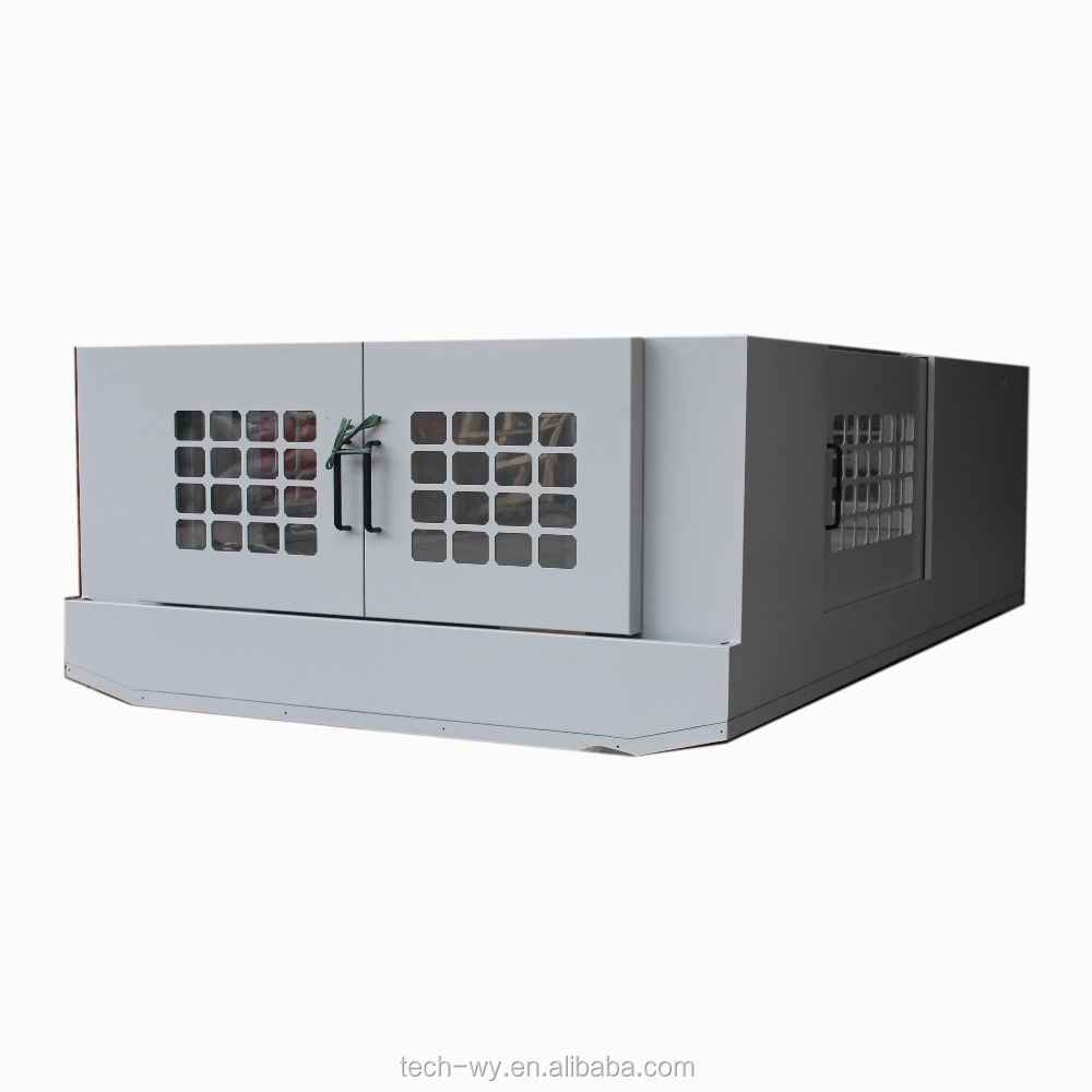 Customized size electric distribution metal box enclosure