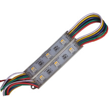 Factory price 4 colors DC12V 5050 rgbw led module