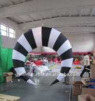 2011 party decoration inflatable bend horn