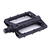 Mini bicycle foot Pedals New Arrival NEW Alloy MTB Bike Bicycle Pedals Aluminum Cage Black Cycling Pedals Wholesale