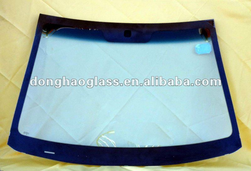 auto glass windscreen windshield FW2632 HYUNDAI ACCENT 2005(NEW VERNA)4D SEDAN 2006-