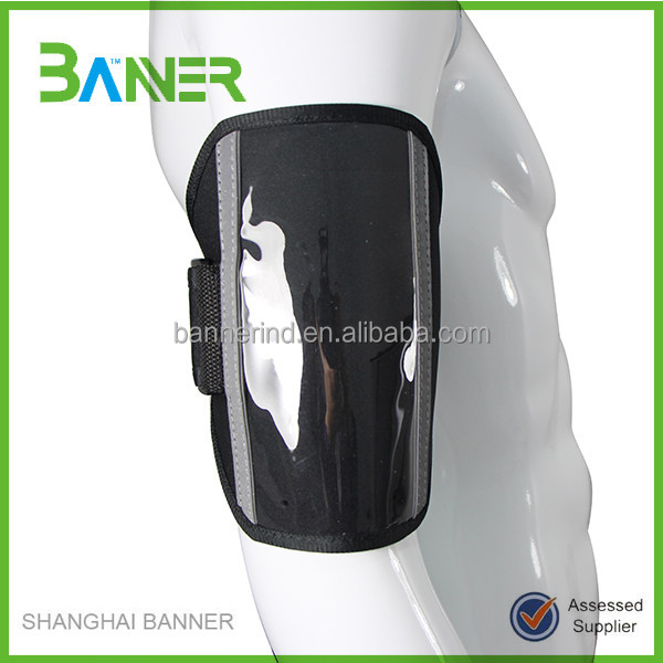 Wholesale OEM neoprene sports phone armband