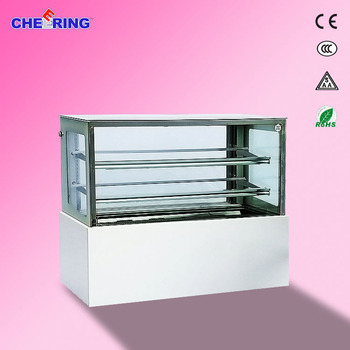Single-temperature cake display box Japanese style restaurant equipment