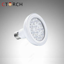 China Ctorch 12W PC+Aluminum plastic led par light bulb with E27/B22 base lamp