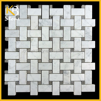 High Quality daltile marble glass mosaic tile